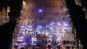 Almost 300 fans detained in France during celebrations