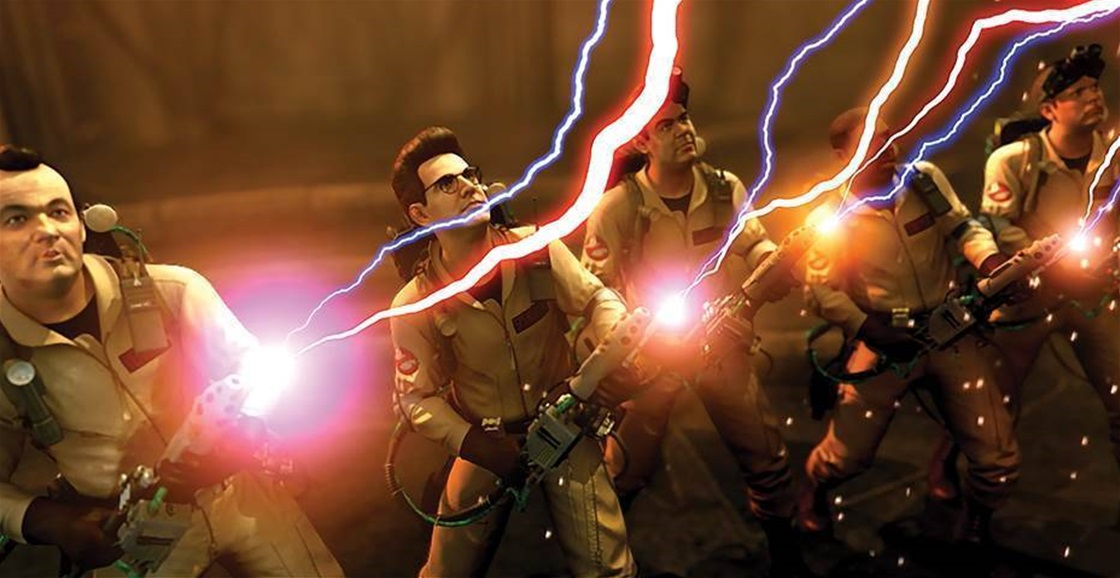 Playing Now: Ghostbusters: The Video Game Remastered