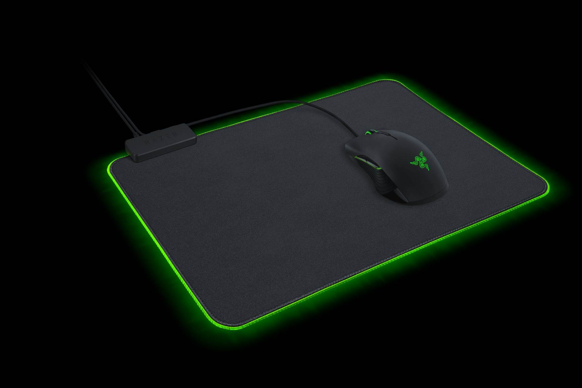One Minute Review: Razer Goliathus Chroma mouse pad
