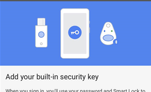 Google's Advanced Protection Program adds support for iOS security keys