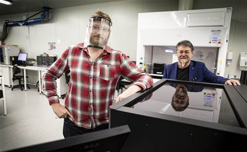 Wollongong Uni begins 3D printing protective equipment for health workers