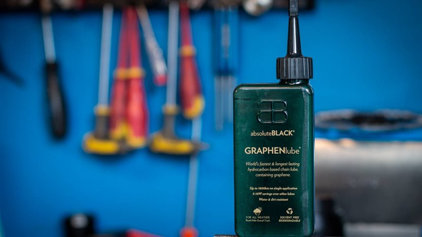 TESTED: AbsoluteBlack Graphen Lube