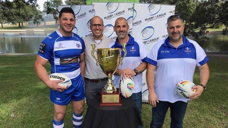 Canterbury coach caught up in Greek rugby league tragedy...