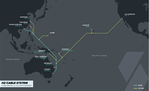 First Australia - Hong Kong data cable to be built