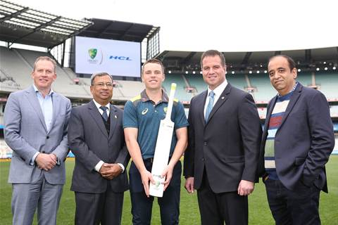 Cricket Australia drops Accenture, gives HCL digital debut