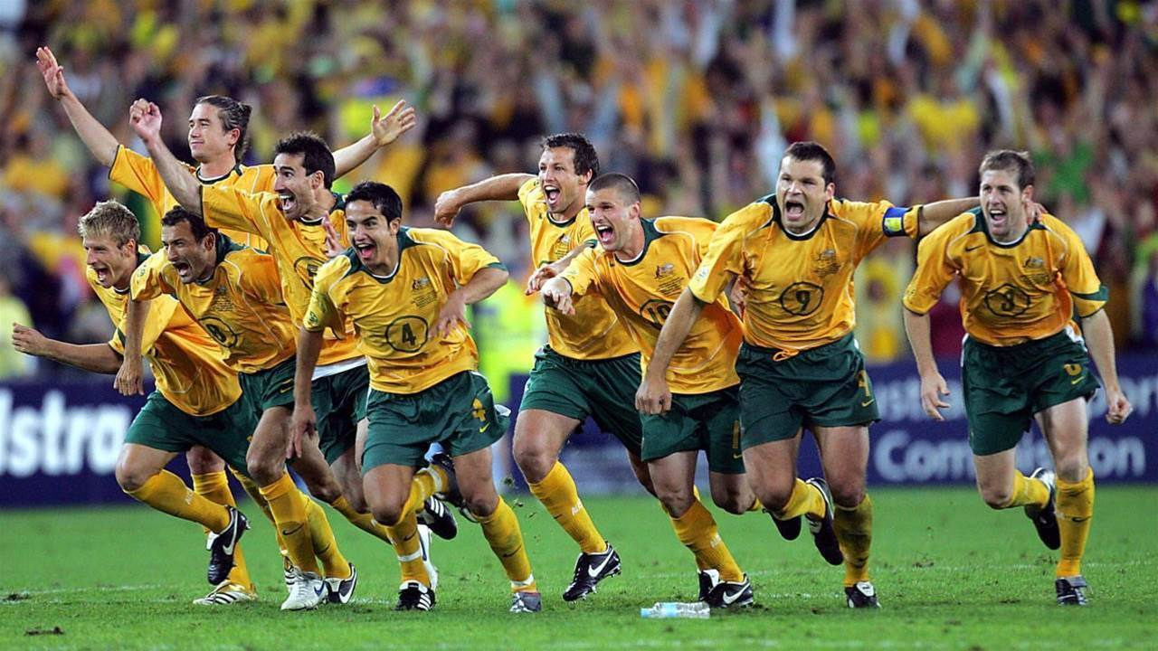 The 96-year history of the Socceroos