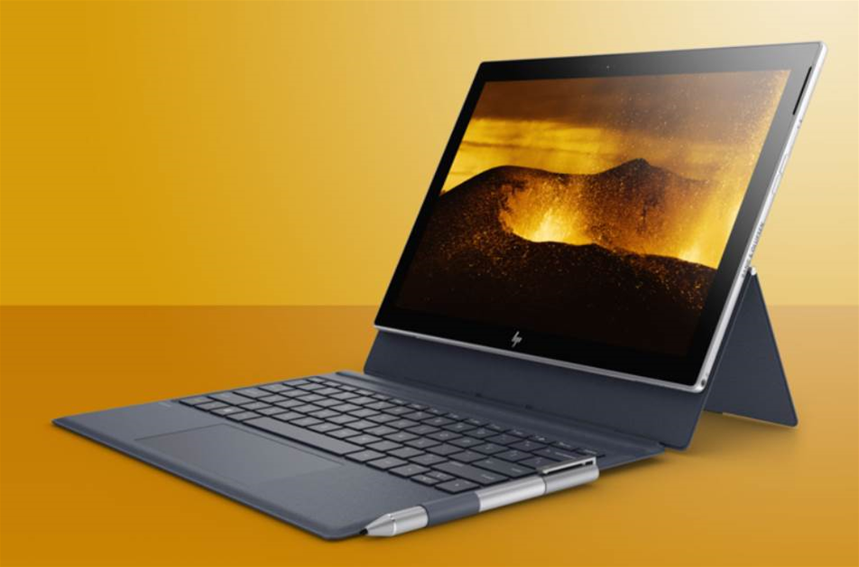 HP's Envy X2 is like a Snapdragon-powered Surface Pro