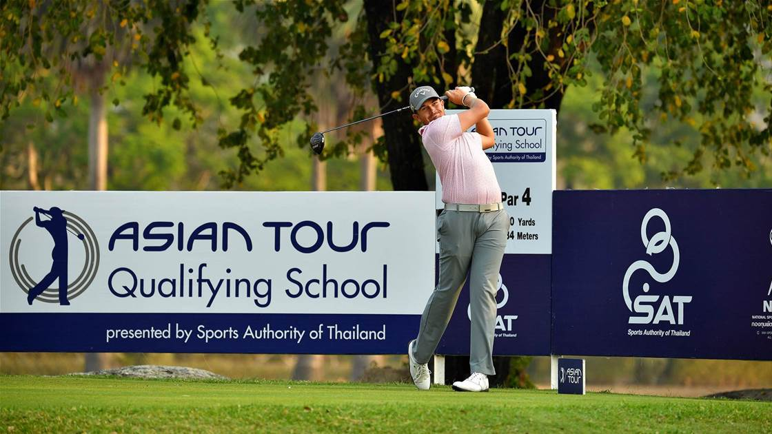 Asian Tour: Follett-Smith closer to earning card at Q-School