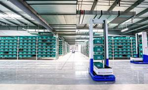 Booktopia to trial warehouse robots