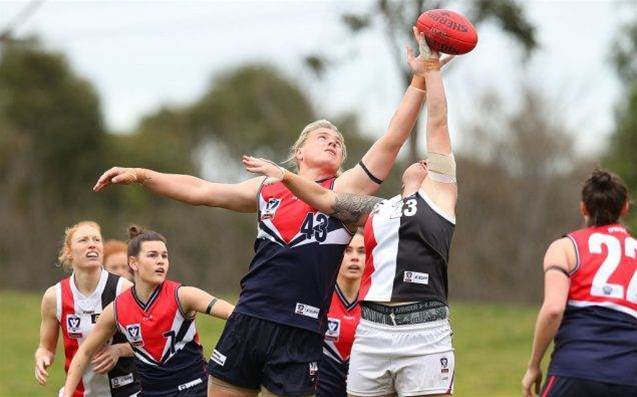 AFL continue to police women's bodies