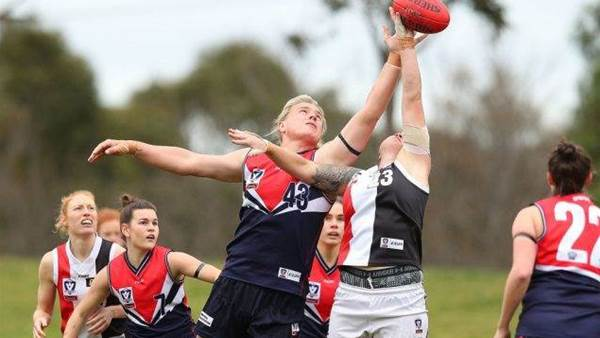 Opinion: The AFL continue on with the tradition of men in power policing women's sport