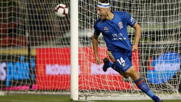 How Orient loanee Harry Kane inspired A-League's Kaine