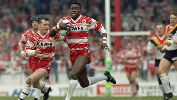 Revealed: the fastest rugby league players of all time