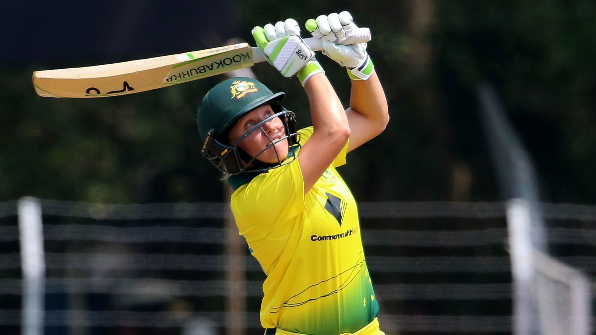 Healy: Looking forward to T20 series