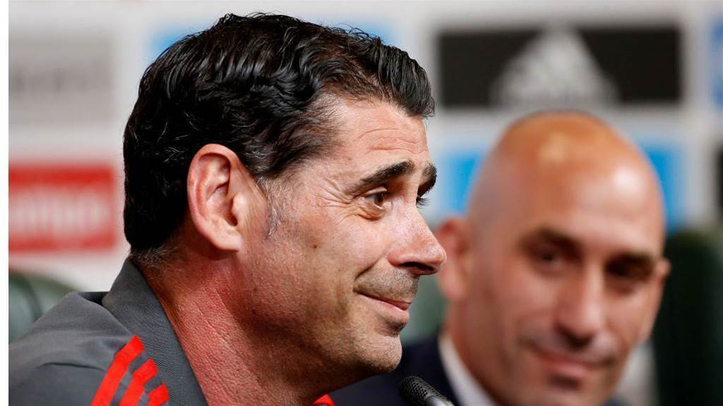 Hierro: Change of coach is no excuse