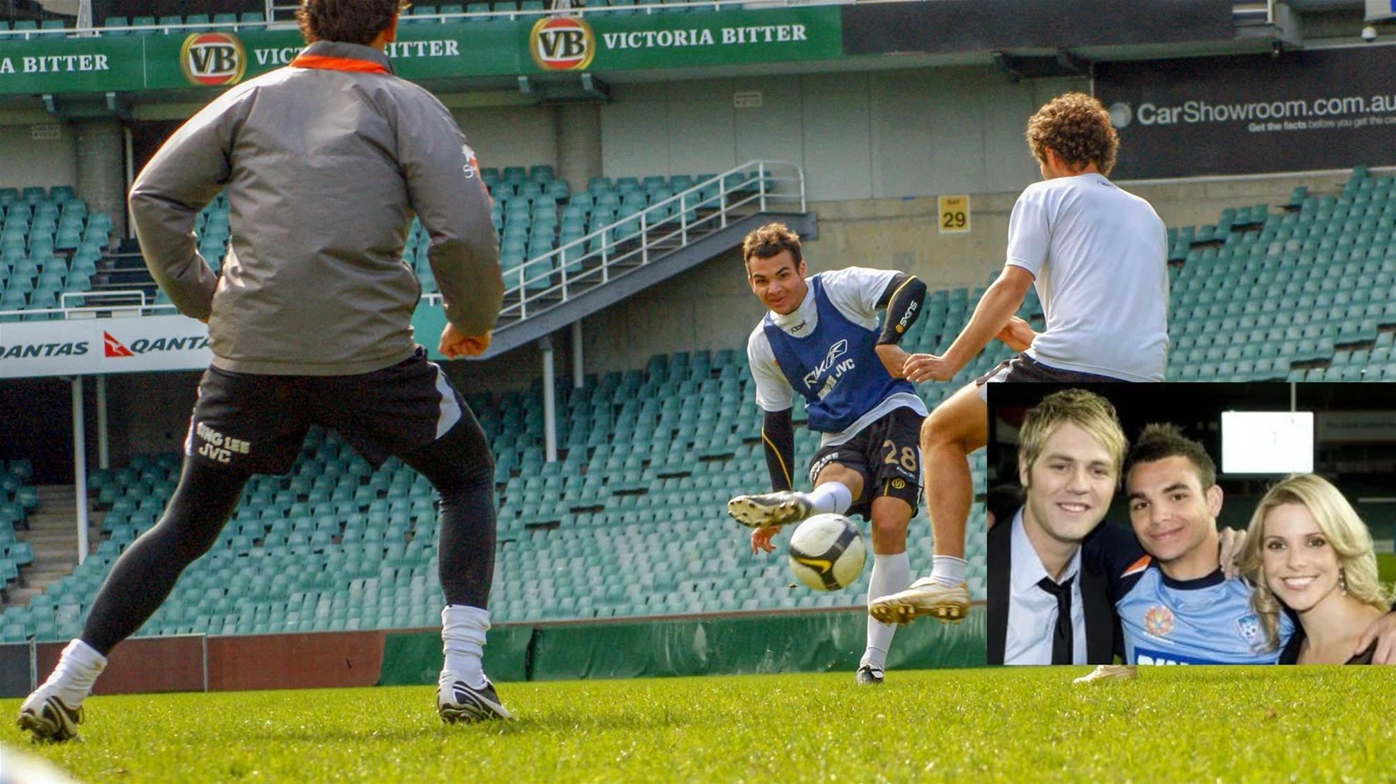 What happened to Football Superstar TV show winner?