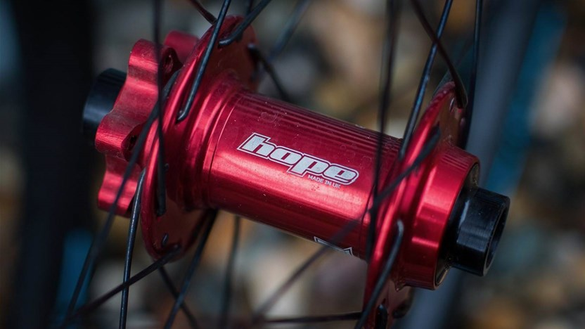 TESTED: Hope Pro 4 Boost hubs