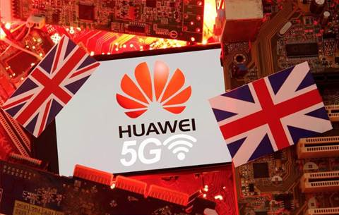 British PM Johnson faces lawmaker revolt on Huawei 5G role