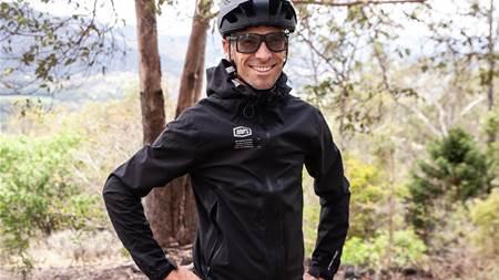 TESTED: 100 Percent Hydromatic waterproof jacket