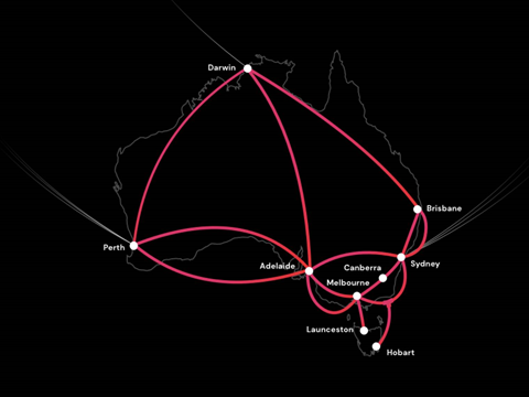 HyperOne to deploy $1.5bn, 20,000km fibre backbone across Australia