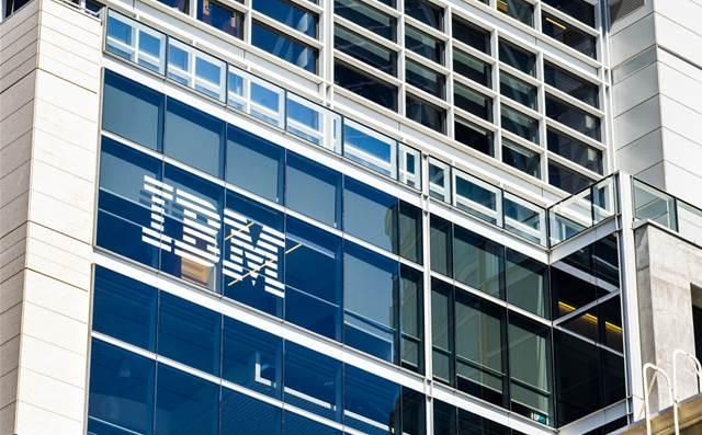 IBM quarterly revenue beats on cloud strength, shares rise