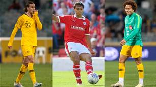 The Mixer: Socceroos trio in contract limbo