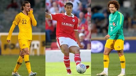 The Mixer: Socceroos trio in contract limbo