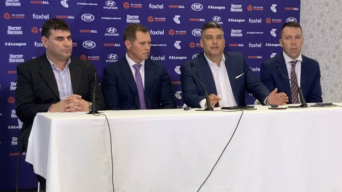 New club's concerns over new A-League