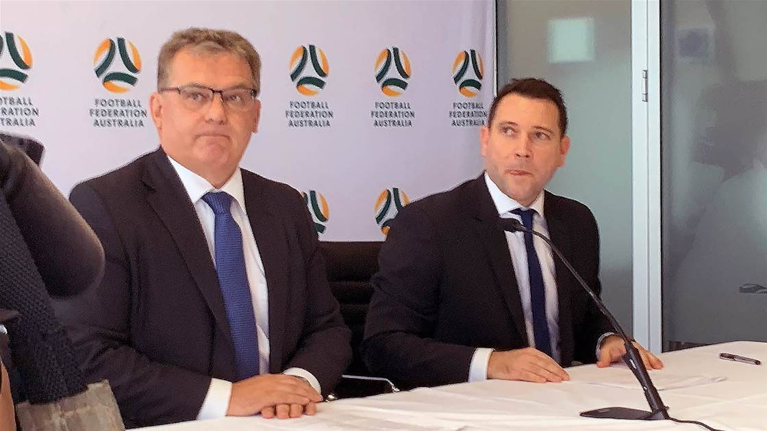 New FFA chief backs second-tier comp