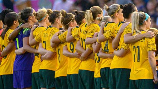 Matildas to benefit from home advantage