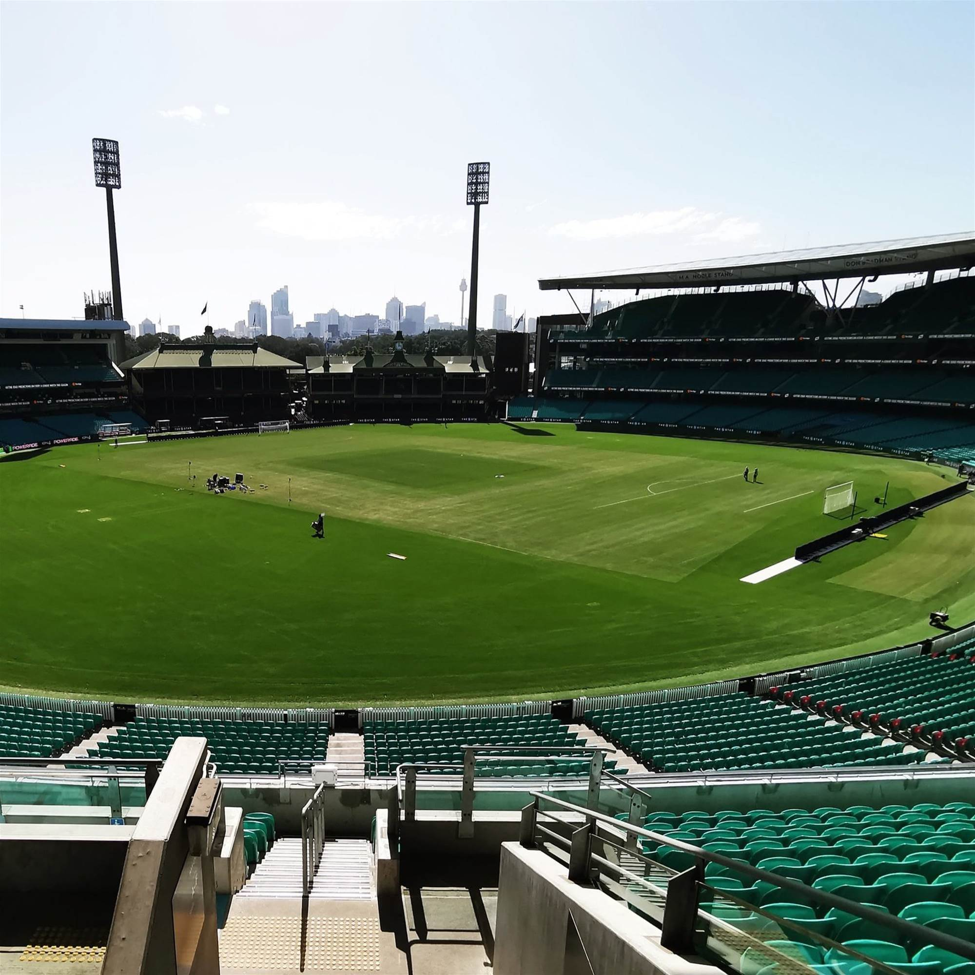 Ditch the pitch: Fury over SCG