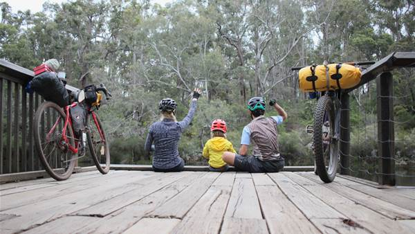 Kidpacking - Taking your kids on the trails