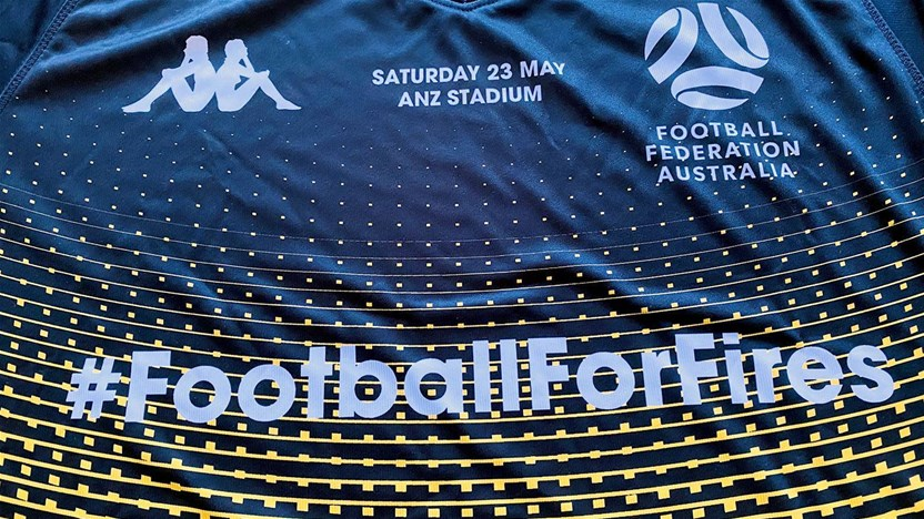 New date for football bushfire game