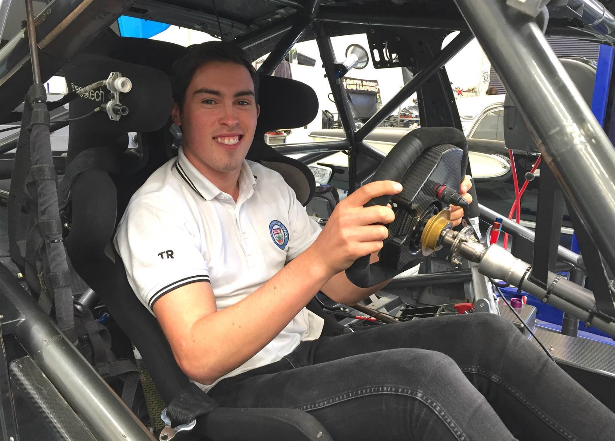 Tickford signs Randle for Dunlop Super2 Series