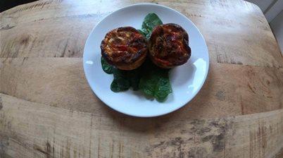 Recipe: Omelette Muffins