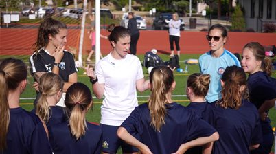 Former Victory forward ready to give girls an elite pathway