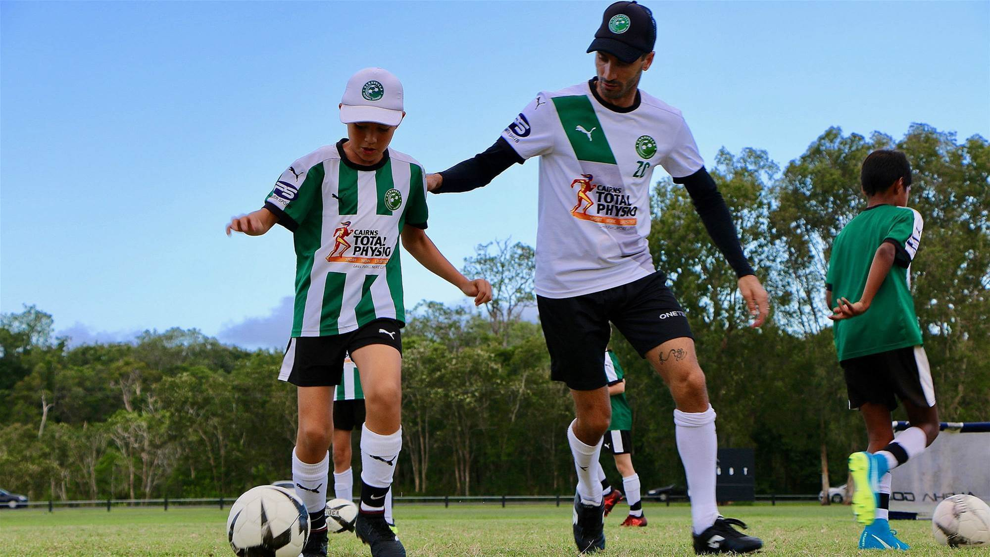 Zenon Caravella: My vision for Far North Queensland football