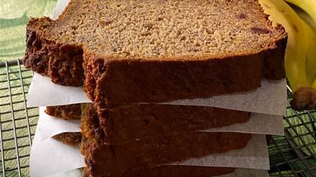 RECIPE: Cafe style banana bread
