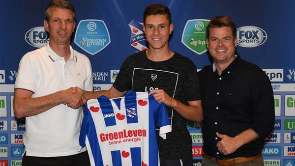 Socceroo hopeful leaves Dutch club