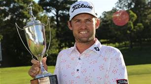 Sim survives chaos and playoff to win QLD PGA