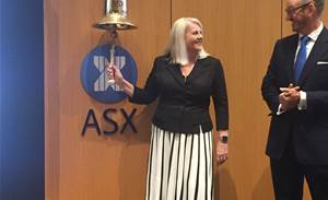 Bell rings on S&P/ASX All Technology Index