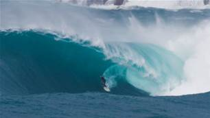 Deadman's Kicks Off Epic Week Of Waves For the East Coast