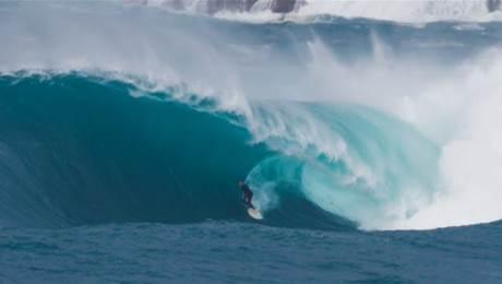 Deadman's Kicks Off Epic Week Of Waves For the East Coast