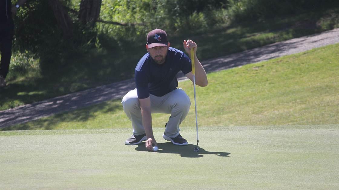 Brady Watt shoots two clear at Vic PGA