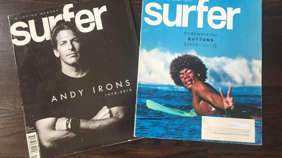 Surfer Magazine's Murder, Investigated