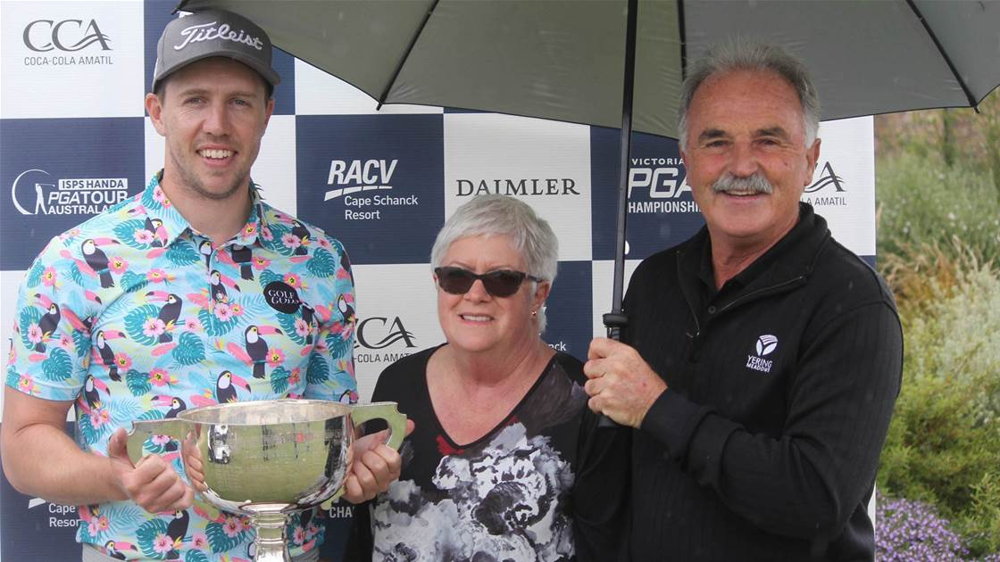 Campbell Rawson secures maiden title in epic Vic PGA finish