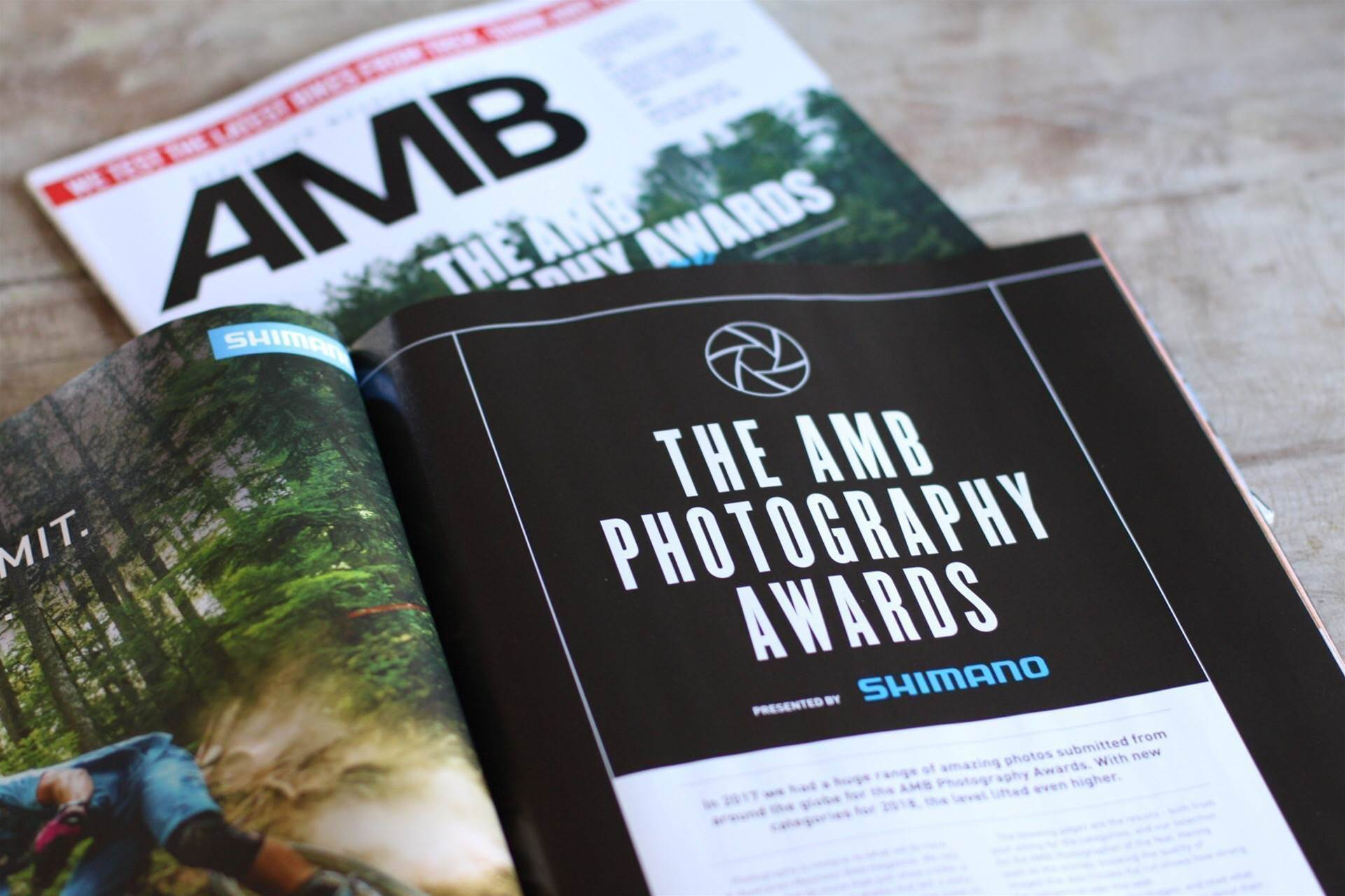 AMB Photography Awards presented by Shimano