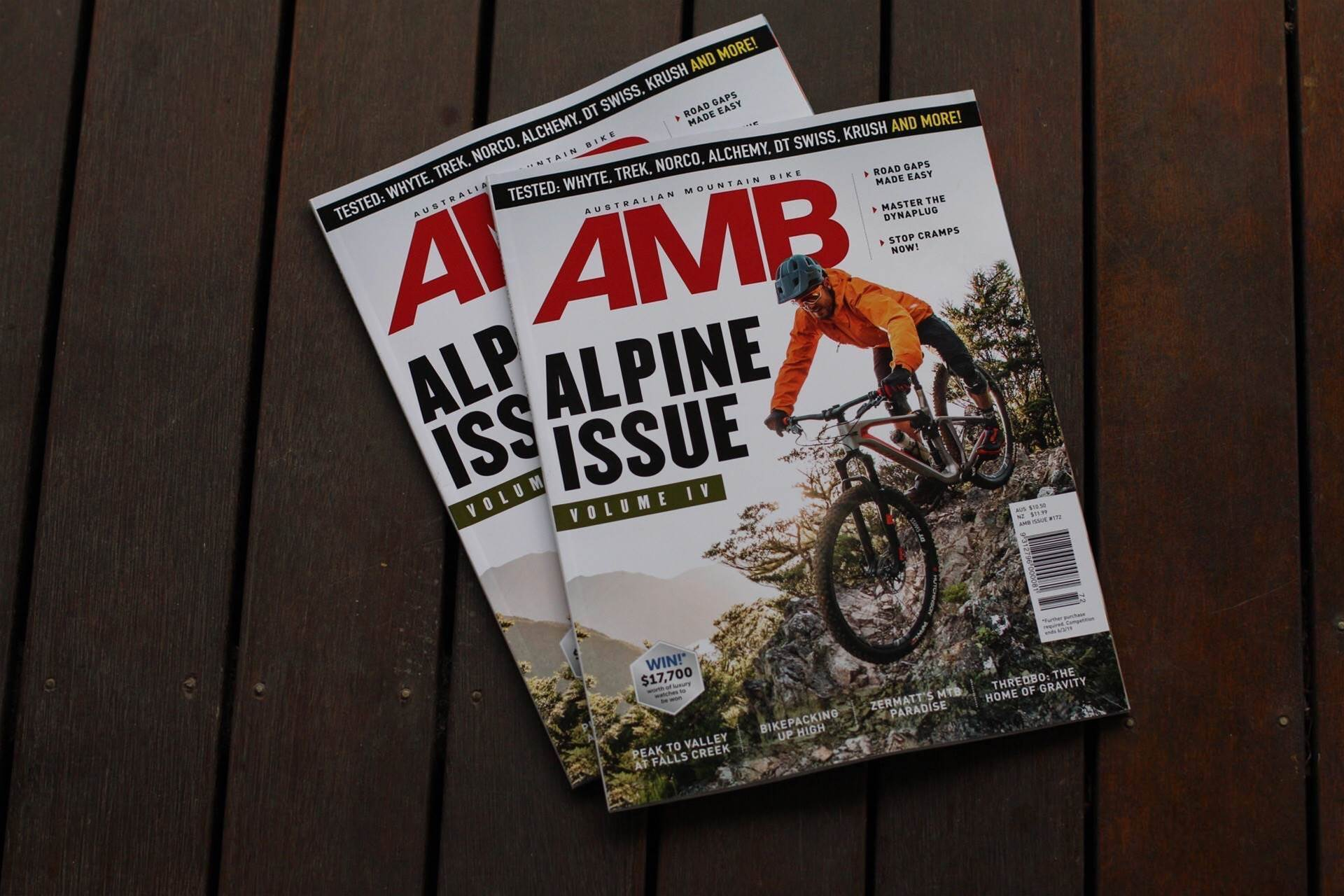 AMB Issue #172