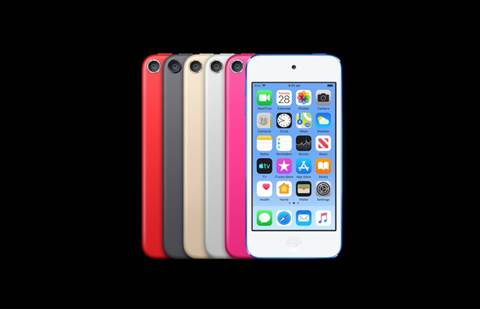 Apple revives iPod touch – without a wall wart