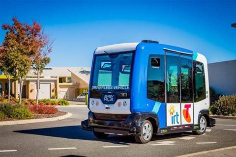'Taking one for the team' to debut first driverless car in aged care sector